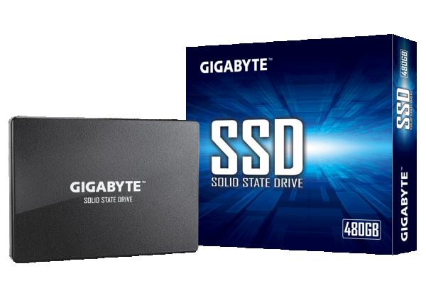 Gigabyte 480GB SSD 2.5 SATA3