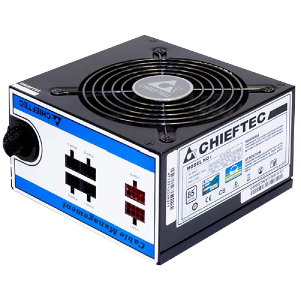 Chieftec CTG-550C Full A-80 modularno napajanje 550W