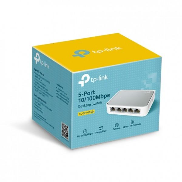 TP-Link TL-SF1005D 5-Port Switch