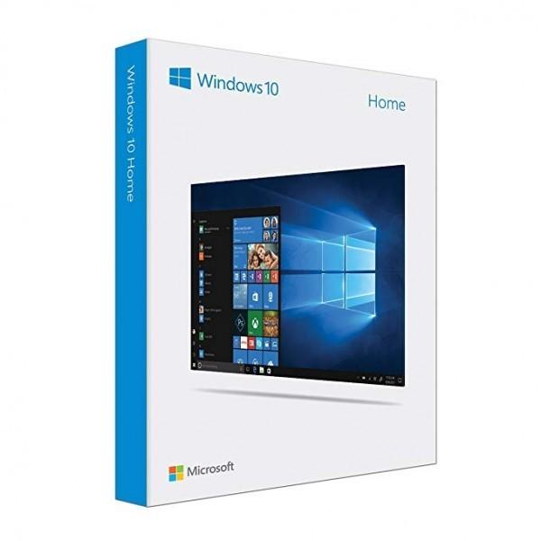 Microsoft Windows 10 Home FPP P2 32/64bit Eng