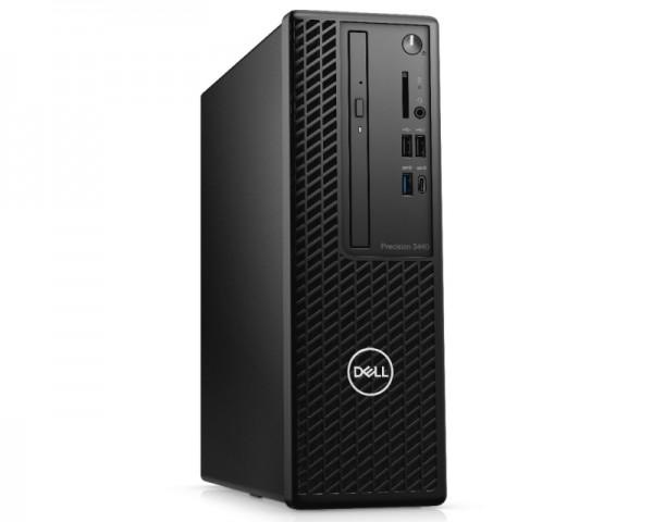 DELL Precision 3440 SF i5-10500 8GB 256GB SSD Quadro P620 2GB DVDRW Win10Pro 3yr NBD