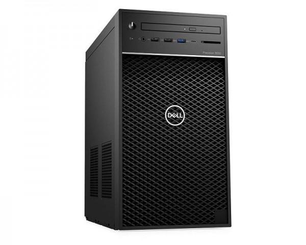 DELL Precision T3630 Xeon E-2224G 8GB 1TB DVDRW 460W Win10Pro 3yr NBD