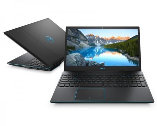 DELL G3 3500 15.6'' FHD 144Hz i7-10750H 16GB 512GB SSD GeForce GTX 1650Ti 4GB Backlit FP Win10Pro crni 5Y5B