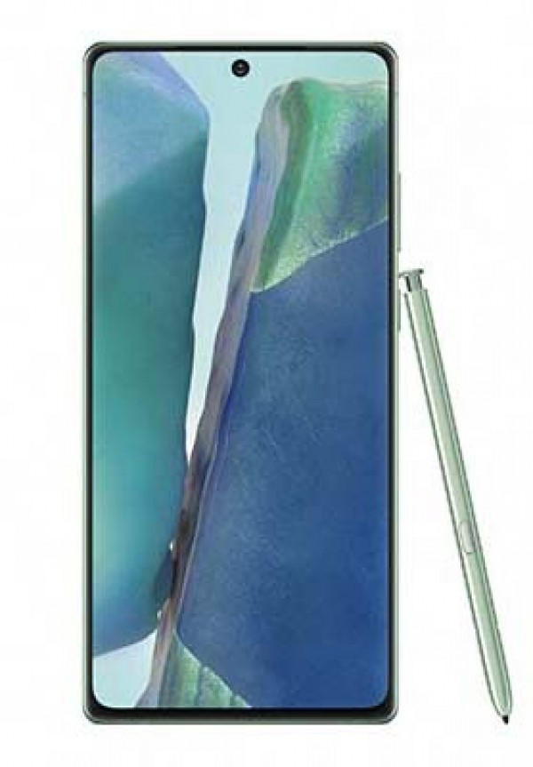 SAMSUNG Galaxy NOTE 20 12/256GB Zelena
