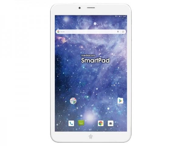 MEDIACOM Smartpad IYO 8 3G Phone SP8BY 8'' MT8321 Quad Core 1.3GHz 2GB 16GB Android 9.0