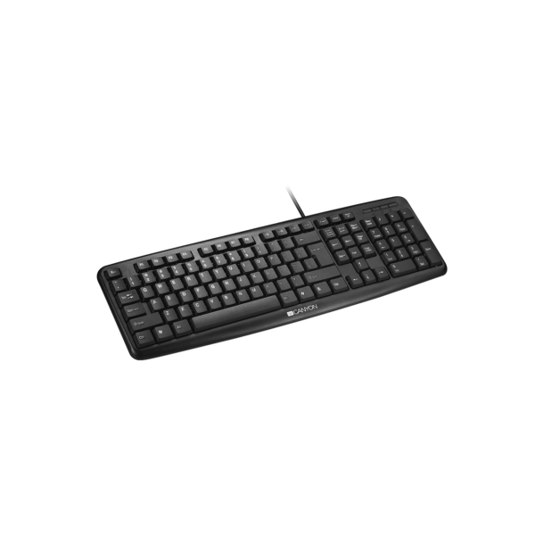 Canyon CNE-CKEY01 Slim tastatura