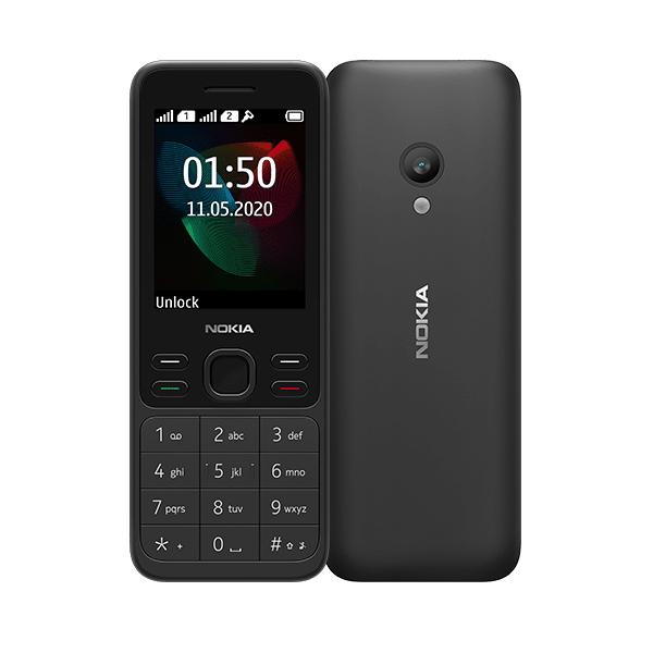 Nokia 150 Dual SIM 2020 Black
