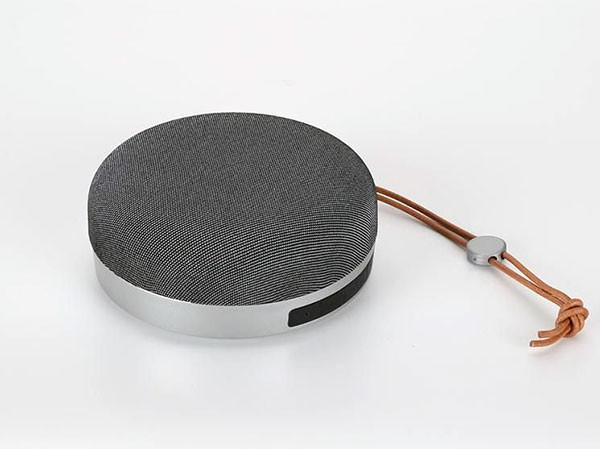 Xwave B Round gray BT/FM/microSD/USB