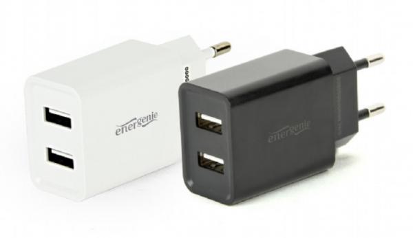 Gembird EG-U2C2A-03-MX punjač 2 USB 2,1A