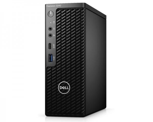 DELL Precision T3240 SF i7-10700 16GB 512GB SSD Quadro P1000 4GB Win10Pro 3yr NBD