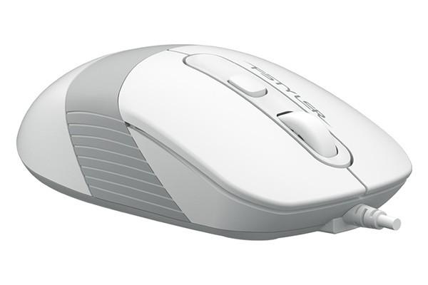 A4 Tech Fstyler FM10 miš white