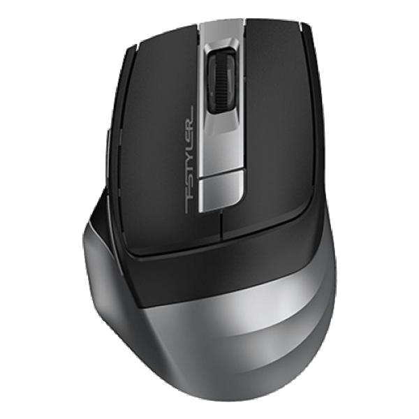 A4 Tech FG35 Wireless Mouse Gray