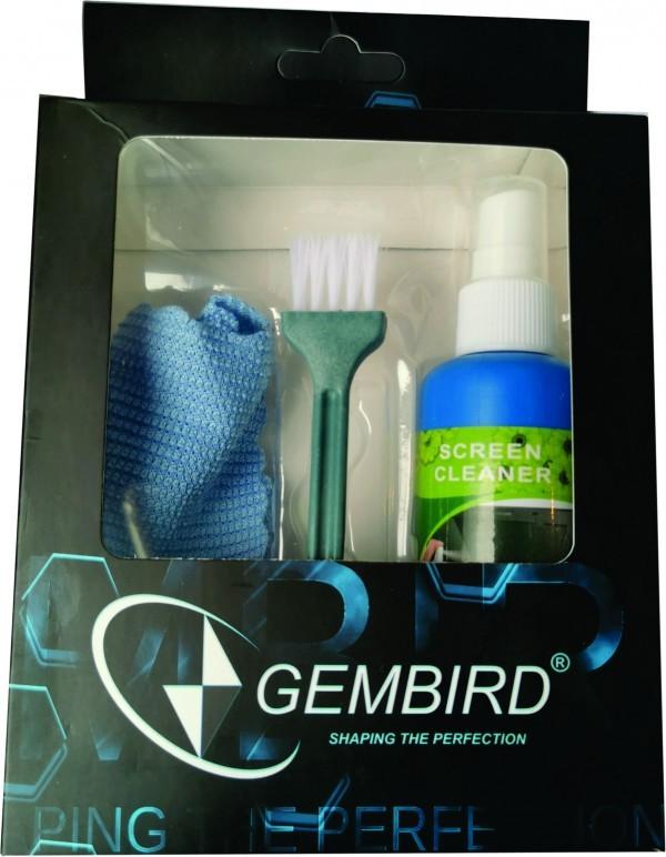 Gembird CK-LCD-005 3u1 set za čišćenje
