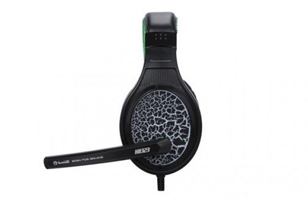 Marvo H8323 slušalice sa mikrofonom zelene