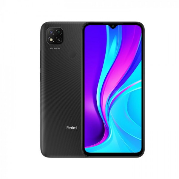 Xiaomi Redmi 9C NFC 3GB/64GB Midnight Grey