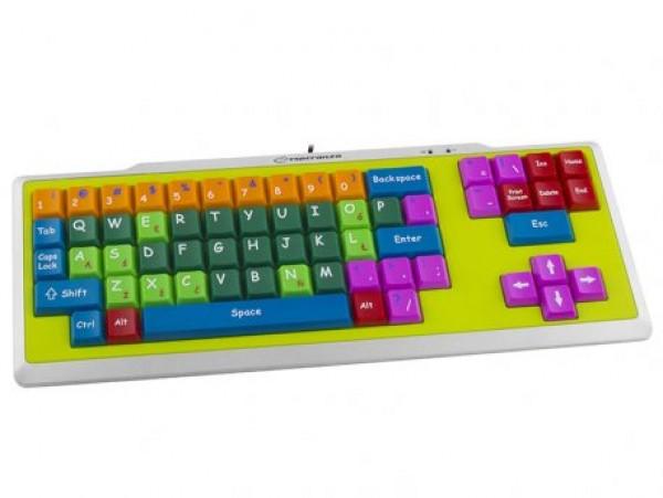 Esperanza EK121 edukativna tastatura za decu