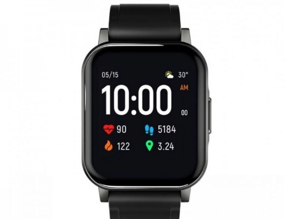Xiaomi Haylou Smart Watch LS02 Black