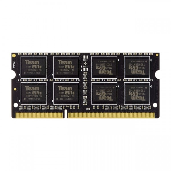 TeamGroup 4GB DDR3L SO-DIMM 1600MHz