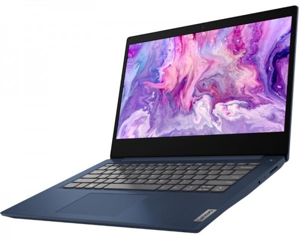 LENOVO IdeaPad 3 14'' FHD AMD Ryzen 3 3250U 8GB 1TB Win10Home plavi