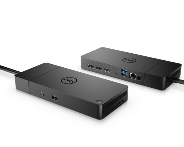 DELL WD19DCS dock with 240W AC adapter