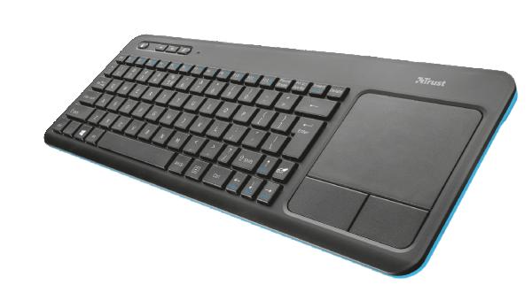 Trust VEZA wireless tastatura sa touchpad-om 20960