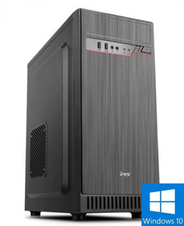 MSGW OFFICE i137 G5400/4GB/240GB-SSD/DVD-RW/Win10 Home