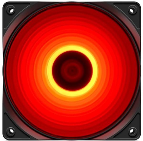 DeepCool RF120-RD ventilator 120x120 LED red