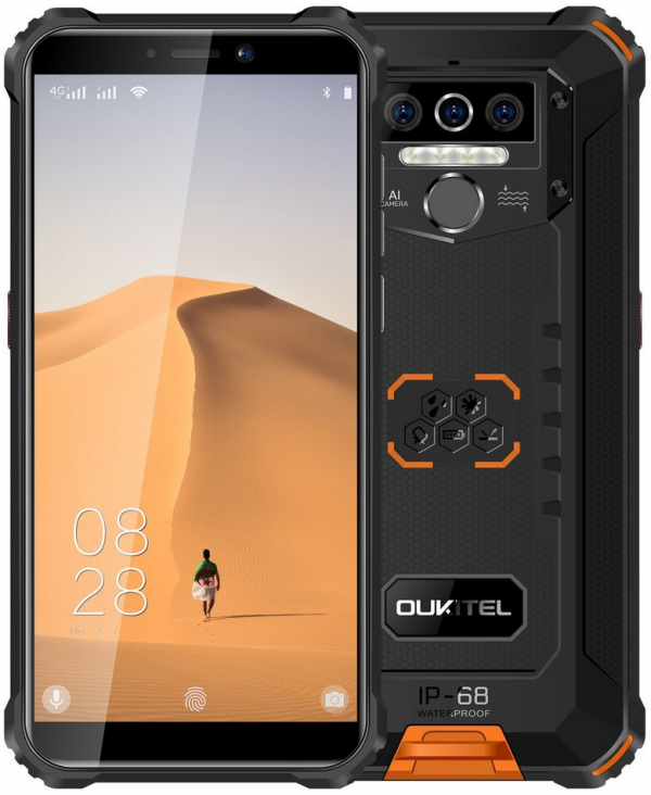 Oukitel WP5 4GB/32GB Orange