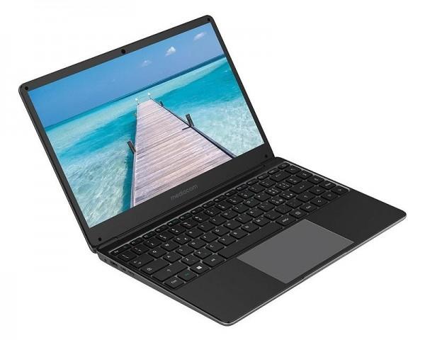 MEDIACOM SmartBook PRO SBP14I5 14'' FHD i5-5257U 8GB 512GB SSD crni