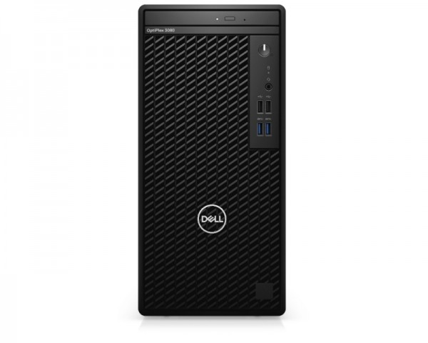 DELL OptiPlex 3080 MT i5-10505 8GB 256GB SSD DVDRW Ubuntu 3yr NBD
