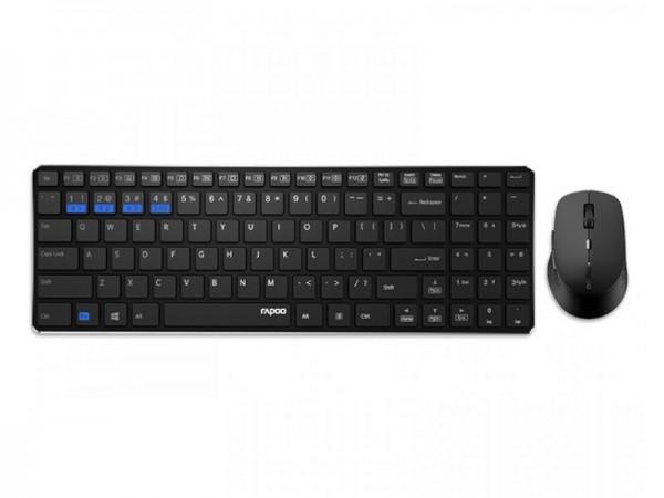 Rapoo 9300M wireless miš i tastatura