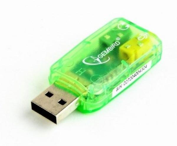 Gembird SC-USB-01 Sound Adapter 5.1