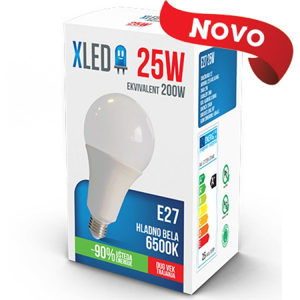 XLED E27 25W HB led sijalica