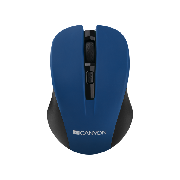 Canyon MW-1 blue wireless mouse