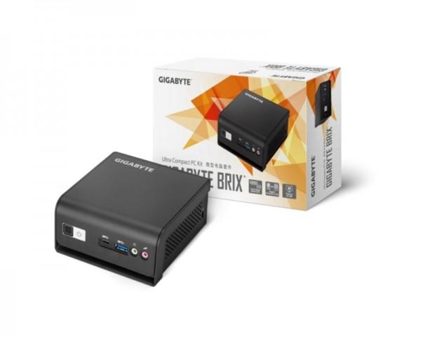 GIGABYTE GB-BMCE-4500C BRIX Mini PC Intel Dual Core N4500 2.8GHz