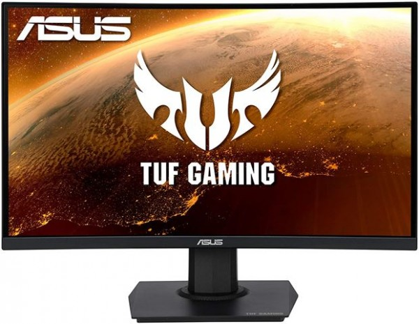 Monitor 24 ASUS VG24VQE 165Hz Curved Gaming 1ms FreeSync