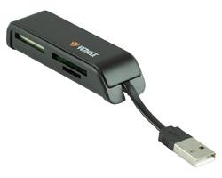 Yenkee YCR 2001BK USB card reader