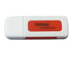 CR-404 Card Reader Red