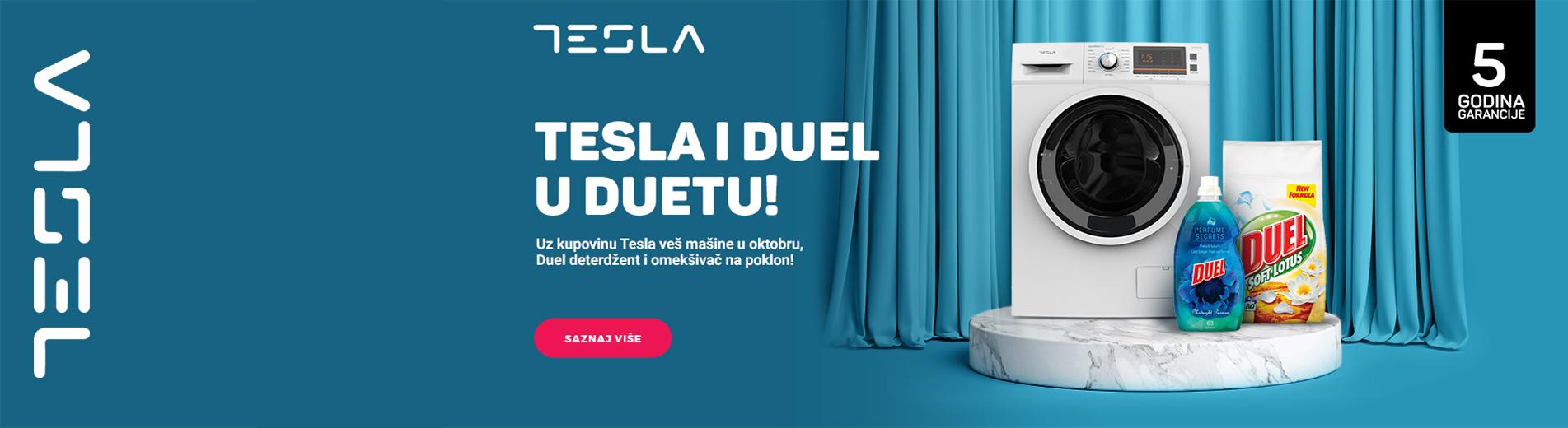 Tesla i Duel u duetu