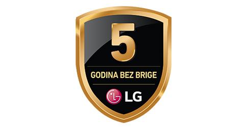 LG 5 godina Bez brige