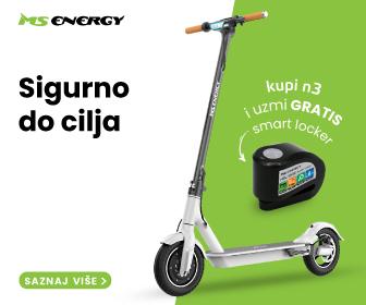 MS Energy n3 e-trotineti + poklon